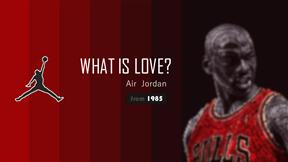 篮球运动品牌Jordan乔丹模板模板动画PPT